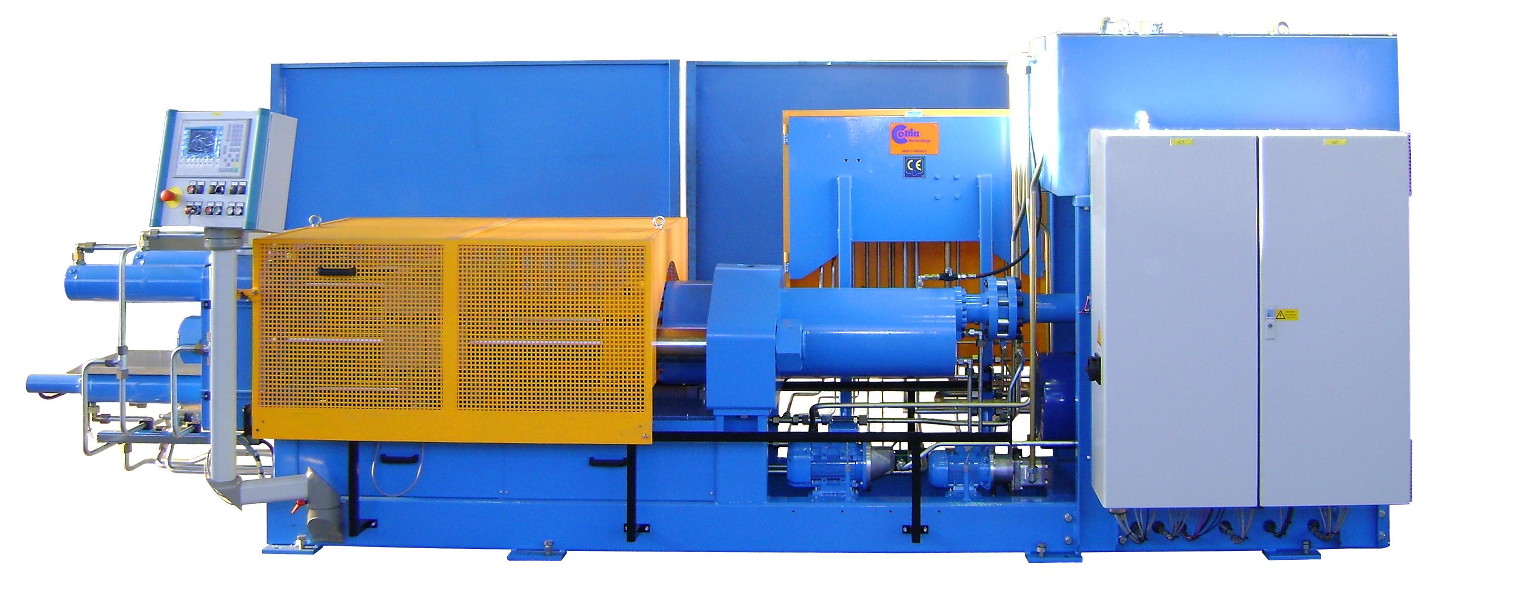 150 ton Strangpresse